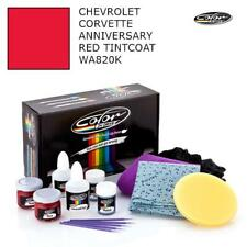 Chevrolet Corvette Anniversary Red Tintcoat WA820K Touch Up Paint