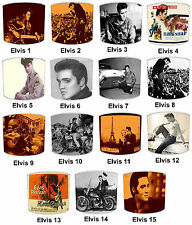 Elvis Presley Lampshades Ideal To Match Vintage Retro Elvis Presley Duvet Covers