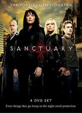Sanctuary: The Complete First Season [4 Discs] (DVD Used Like New)