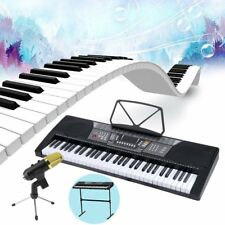 Electronic Piano Keyboard 61 / 54 Key Music Electric Piano Digital Keyboard GIFT