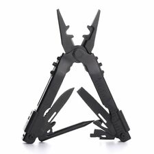 EDC Outdoor Stainless Steel Multi-function Pliers Survival Folding Knife Tools