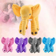 Stuffed Animal Cushion Baby Sleeping Soft Pillow Toy Cute Elephant Best Gift HGN