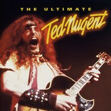 Ted Nugent - Ultimate Ted Nugent (CD Used Like New)