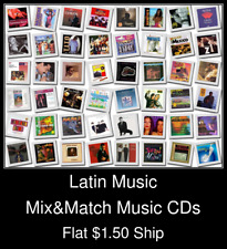 Latin Music(1) - Mix&Match Music CDs U Pick *NO CASE DISC ONLY*