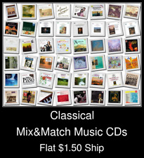 Classical(3) - Mix&Match Music CDs U Pick *NO CASE DISC ONLY*
