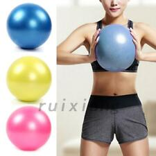 25cm Mini Yoga Ball Physical Fitness Fitness Birthing Stability Balance Pilates