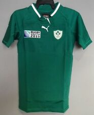 BNWT IRELAND HOME RUGBY WORLD CUP 2011 JERSEY TRIKOT MAILLOT