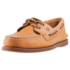 Sperry Ao 2-eyelet Mens Boat Shoes Tan New Shoes