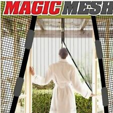 US Anti-Insect Fly Bug Mosquito Door Window Curtain Net Mesh Screen Protector @@