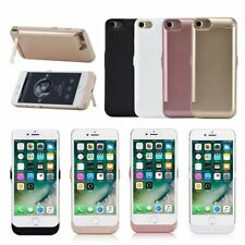 External Power Bank Charging Case Phone Cover Charger Backup Battery For iPhone