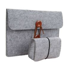 High Quality Wool Felt Sleeve Case Bag Pouch Cover with Mini Carry Bag Cover for