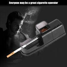 Electric Automatic Cigarette Injector Rolling Machine Tobacco Maker Roller LQX