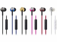audio technica ATH-CK330i In-Ear Headphones for iPod/iPhone/iPad NEW from Japan