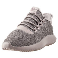 adidas Tublar Shadow Mens Grey Textile Casual Trainers Lace-up Genuine Shoes