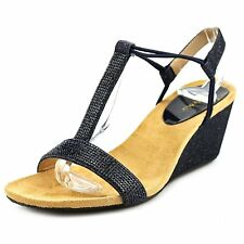 Style & Co. Womens Mulan Open Toe Casual Platform Sandals