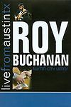 Roy Buchanan - Live From Austin Tx (DVD, 2008)