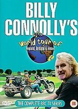 BILLY CONNOLLY - WORLD TOUR ENGLAND  IRELAND & WALES - DVD  BRAND NEW SEALED.