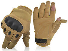 Riding Bike Racing Motorcycle Protective Armor Short Gloves Mittens