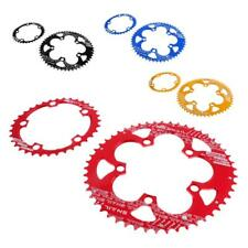 Oval Chainring Bike Bicycle Chain Ring 35T/50T 110BCD Crankset Tooth Plate