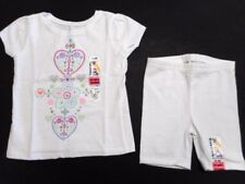Toddler girls outfits Girls shirts Pants Tops Shorts Girls 2 piece Sets 2T-3T