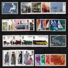 1975 Great Britain Commemorative Stamp Sets Issues Choose Pick Separately MNH