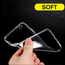 For iPhone 7 plus Tempered Glass Screen Protector and TPU Case Clear Cover