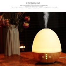 Home Egg Shaped USB Ultrasonic Air Purifier Aroma Diffuser Mist Humidifier 2Y