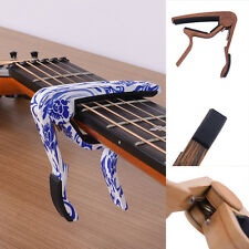 Fashion Quick Change Clamp Key Capo For Classic Guitar Acoustic Electric