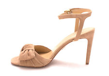MICHAEL Michael Kors Womens Willa Sandal Leather Open Toe Casual Ankle Strap ...