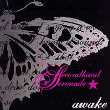 Awake by Secondhand Serenade (CD, Feb-2007, Glassnote Entertainment Group)