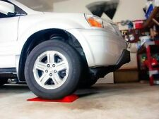 Garage Parking Mat Car Stopper Right Wheel Floor Protection Cover