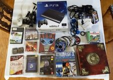 PC Gaming Bundle PS2 Xbox Wii Xbox 360 PC The Witcher 2 GTA V Manuals Wires