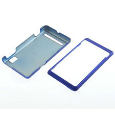 Rubber Coated Hard Case Cover For Motorola DROID II 2 A955 NEW WQ
