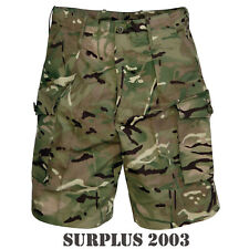 MTP SHORTS TROUSERS CAMO COMBAT MILITARY GENUINE BRITISH ARMY SURPLUS ISSUE