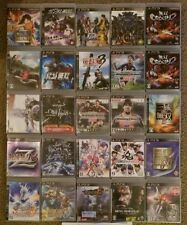 Lot Of 25 PlayStation 3 Games Imported From Japan