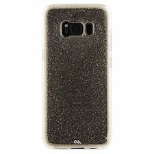 Case-Mate Samsung Galaxy S8 Case - SHEER GLAM - Champagne