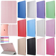 For iPad 9.7 Inch 2018 2017 Shockproof Smart Flip Leather Stand Slim Case Cover