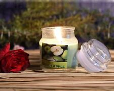 Aromatherapy Flavour Jar Candles Scent Fragrance Scented Candle Pillar Wax Decor