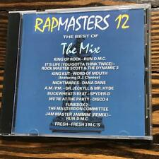Rap Masters 12: The Best of The Mix (Priority) - Various Artists - Audio CD
