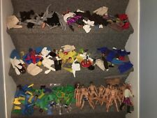 Huge Mego And Reproduction Mego Batman Robin Lot Gloves Shoes Boots Bodies