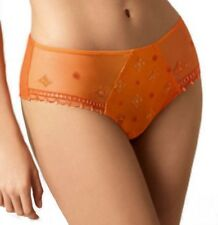 MME LISE CHARMEL Soft Gothic shorty color orange