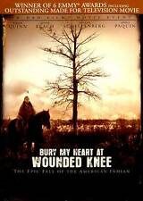 Bury My Heart at Wounded Knee DVD ships in 24 hours!