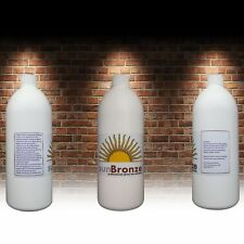 1 Litre Sunbronze 13% DHA Medium Skin Tones Spray Tan Tanning Solution