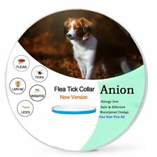 Flea and Tick Prevention Dogs and Cats Flea Collar for dog and cat tick 8 month