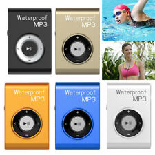 MagiDeal Mp3 Music Player FM Radio Clip IPX8 Waterproof Level Home Car 16GB