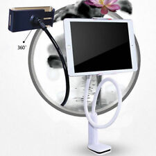 Flexible 360° Clip Lazy Bed Table Bracket Mount Stand Holder for Phone Tablet