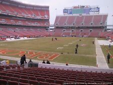 (2) Baltimore Ravens @ Cleveland Browns** Lower level ** Sec. 149 Row 15