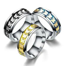 New Women Fashion Casual Wedding Charm Butterfly Pattern Jewelry Ring FF