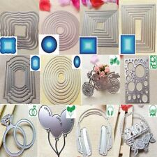 2018 New Metal Cutting Dies Stencil for DIY Scrapbooking Album Paper Card Photo