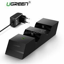 Ugreen Ps4 Charger Dock Station Controller Stand Dual Ps 4 Wireless Playstation